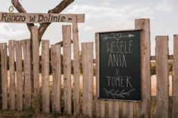Rustykalny ślub w Poznaniu - Ranczo w dolinie 41