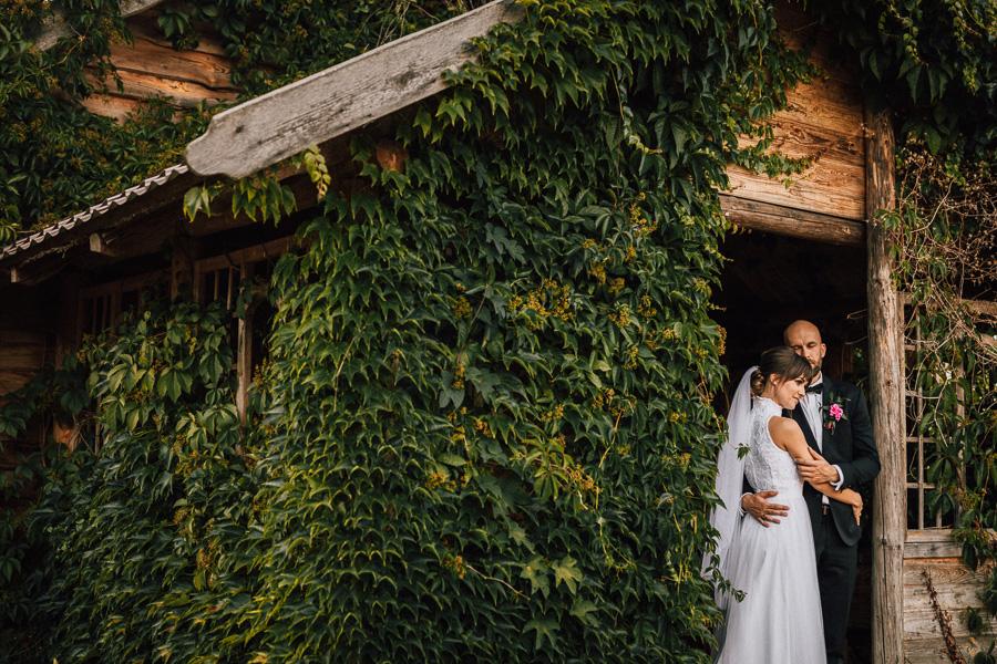Rustykalny ślub w Poznaniu – Ranczo w dolinie
