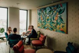 Ślub humanistyczny w centrum gdańskiej Starówki - Puro Hotel 15