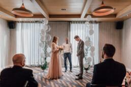 Ślub humanistyczny w centrum gdańskiej Starówki - Puro Hotel 25