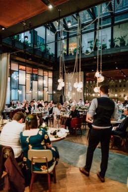 Ślub humanistyczny w centrum gdańskiej Starówki - Puro Hotel 38