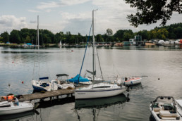 Wesele nad jeziorem w Olsztynie - Restauracja Przystań 7
