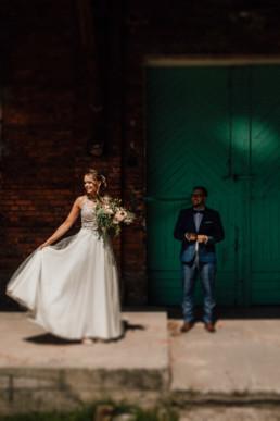 Iza i Marcin - Eleganckie przyjęcie weselne w Olsztynie - Restauracja Casablanca-3 6