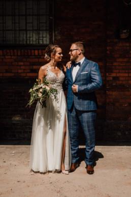 Iza i Marcin - Eleganckie przyjęcie weselne w Olsztynie - Restauracja Casablanca-4 7