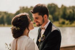 Ślub nad Jeziorem na Mazurach - Przystanek Zatoka 11