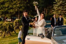 Ślub nad Jeziorem na Mazurach - Przystanek Zatoka 37
