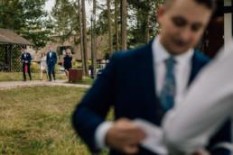 Slow wedding nad jeziorem Łańsk 25