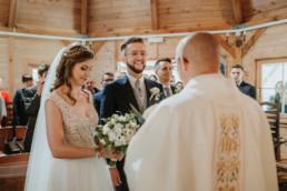 Slow wedding nad jeziorem Łańsk 32