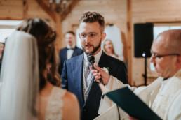 Slow wedding nad jeziorem Łańsk 34