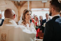 Slow wedding nad jeziorem Łańsk 33