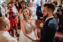 Slow wedding nad jeziorem Łańsk 35