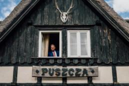 Slow wedding nad jeziorem Łańsk 47