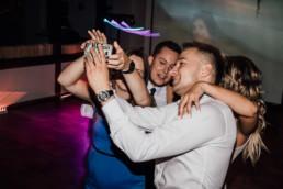 Slow wedding nad jeziorem Łańsk 65
