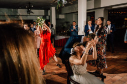 Slow wedding nad jeziorem Łańsk 62