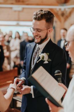 Slow wedding nad jeziorem Łańsk 37