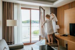 Wesele glamour nad jeziorem - Tiffi Boutiqe Hotel 7