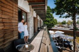 Wesele glamour nad jeziorem - Tiffi Boutiqe Hotel 5